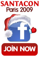 Event Santacon on Facebook